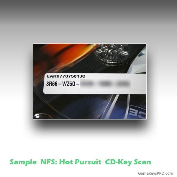nfs hot pursuit 2010 activation code